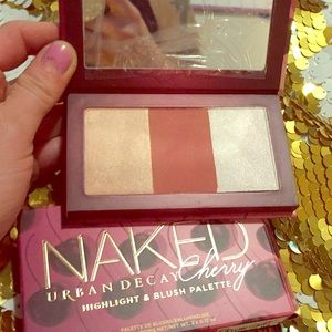 Urban decay cherry naked palette